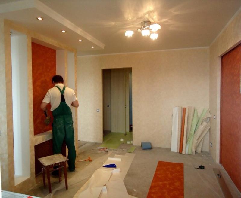 Одноклассники ремонт квартир в